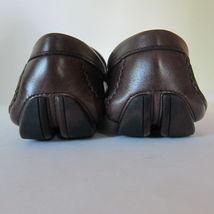 Salvatore Size Ferragamo Hickory 7 5D 1986186 Granprix Leather New Driver S Shoe SwqfzEBxxn