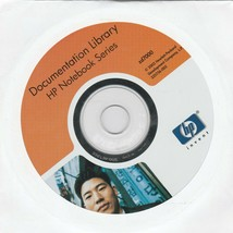HP Documentation Library ~ HP Notebook Series ~ zd7000 ~ 2003 - $21.46
