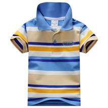 Boys T-Shirts, Summer Sleeve shirt Striped - $18.99+