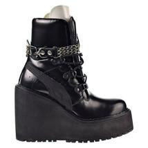 Puma SB Wedge X Fenty By Rihanna Women's Boots Puma Black 363039-01 - $129.50
