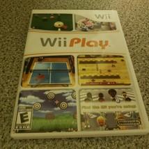 Wii Play (Nintendo Wii, 2007) - $4.00