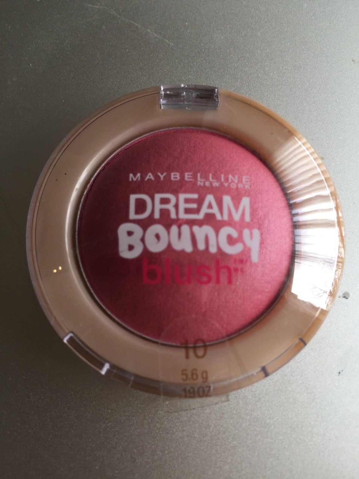 MAYBELLINE DREAM BOUNCY BLUSH 10 PINK FROSTING NEW