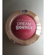 MAYBELLINE DREAM BOUNCY BLUSH 10 PINK FROSTING NEW - £3.52 GBP