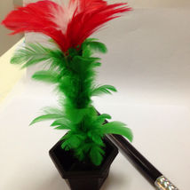 Comedy Magic Wand To Flower Magic Trick - 1x w/Random Color and Design image 6