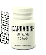1000mg (1g) Cardarine Powder (Comes in Puck) with 15/30mg scoop (GW-501516) - $30.00