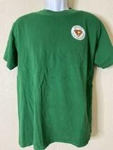 Delta Men Size L Green Chuys Pick The Pepper T Shirt Super Pepper for Pr... - $10.53