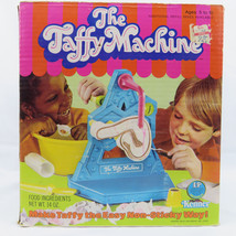 Vintage Kenner Taffy Machine Toy in Box, Complete Except Edibles, Rare 1975 - $69.94