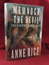 Memnoch the Devil by Anne Rice -1995, Hardcover First Edition - $44.10