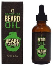 Beard Farmer - Growther XT Beard Oil Extra Fast Beard Growth All Natural Beard G