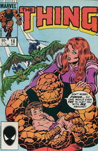 Thing, The #18 VF/NM; Marvel | save on shipping - details inside - $1.25
