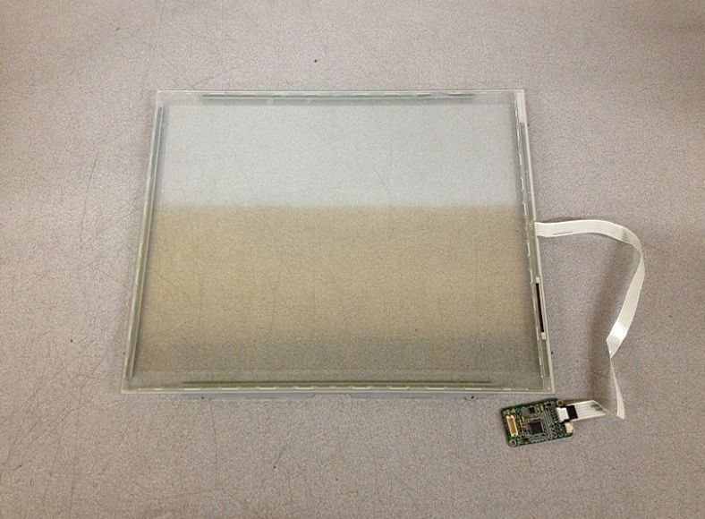 "Primary image for ELO E815531 E660782 TF177 22"" Glass Touchscreen Digitizer w/ Controller Card"