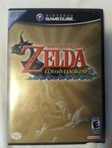 Legend of Zelda: The Wind Waker (GameCube, 2003) With Booklet - $66.49