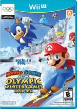 Mario & Sonic at the Sochi 2014 Olympic Winter Games - Nintendo Wii U [video gam - $49.00