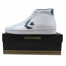 Converse PL 76 Mid Leather Top Mens Midnight Blue White 157427C Multi Size - $64.30+