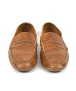 Cole Haan Brown Leather Penny Loafer Moccasin Driver Shoes Dress Casual ... - $29.69