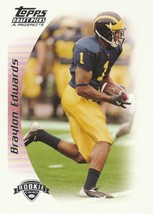 2005 Topps Draft Picks and Prospects #149 Braylon Edwards RC  - $0.50