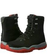 Nike Air Jordan Future Boot Black Red Men's Sneaker Boots 854554-001 Size 8 - $59.95