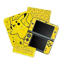 HORI Pikachu Pack Starter Kit for New Nintendo 3DS XL [video game] - $26.55