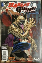 Harley Quinn #11 DC Comics 2013 New 52 Monsters of The Month Variant - $14.69
