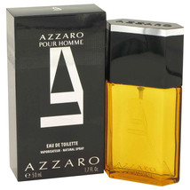 AZZARO by Azzaro Eau De Toilette Spray 1.7 oz (Men) - $26.00