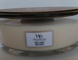 WoodWick White Honey Ellipse Candle - $32.66