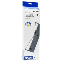 Epson Ribbon Cartridge - Dot Matrix - 7500000 Characters - Black - 1 Each - $35.28