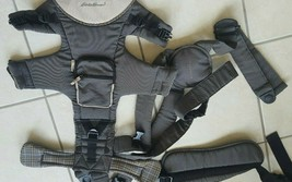 Eddie Bauer Baby Carrier Olive Gray Model 32306 Smoke & Pet-Free Home Up... - $19.80