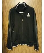 Men's Nike Black Full Zip Football NFL Super Bowl XLVIII Jacket - $25.00