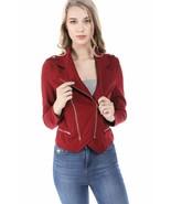 Salt Tree Women's Zipper Front Double Breasted Long Sleeve Jacket US Seller - $35.99
