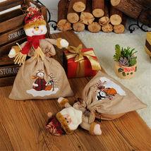 Christmas Candy Bag Backpack Merry Xmas Candy Handbag Gift Bag - €12,87 EUR