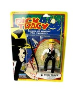Dick Tracy Disney Action Figure Playmates 1990 Sealed  4.5 inch Figure New - $24.99