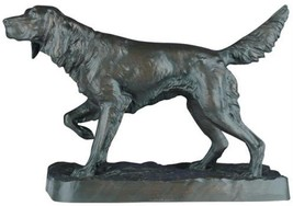 Sculpture Statue TRADITIONAL Antique In All His Prowess - $279.00