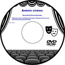 Anémic cinéma - 1926 1926 DVD Movie Avant-garde / Experimental  - $3.99