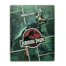 Jurassic Park Limited Edition Steelbook (Blu-ray)