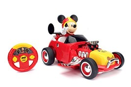 Jada Toys Disney Junior Mickey & The Roadster Racers Transforming Radio ... - $47.13