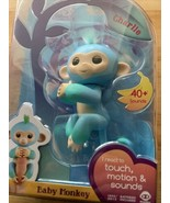 NEW WowWee Fingerlings CHARLIE Baby Monkey Finger Toy - Batteries Included! - $14.54
