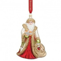 Waterford Holiday Heirlooms 2015 Nostalgic Special Delivery Santa Ornament - $125.38