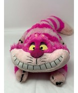 Disney Store Exclusive Plush Cheshire Cat Alice in Wonderland Stuffed An... - $17.82