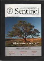 Christian Science Sentinel - November 11, 2013 - Veteran, Daughter's Warts. - $1.47