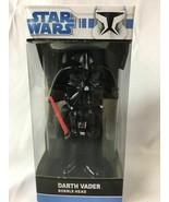 Darth Vader Star Wars Bobblehead by Funko NIB SW 2008 - $44.54