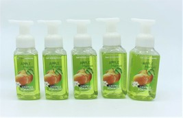 Lot of 5 Bath & Body Works Apple Mango Gentle Foaming Foam Hand Soap Shea - $39.99