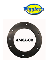 SENDING UNIT LOCK RING GASKET 4740A-OR FOR FORD PLASTIC FUEL TANK 4740A image 1