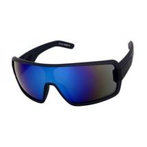 Men's Robotic Shield Rectangular Plastic Color Mirror Lens Sport Sunglasses - $11.63+