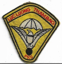 US Army Special Forces Luc Luong Tham Sat PRU Vintage Vietnam Patch - $11.87