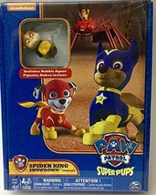 Paw Patrol Super Pups game, Spider King Showdown (includes Super Rubble ... - $24.21