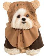 Star Wars , Ewok - Pet   Dog Costume , MEDIUM - Free Shipping - $30.00
