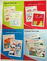 Explode The Code : Teachers Guides - $27.23