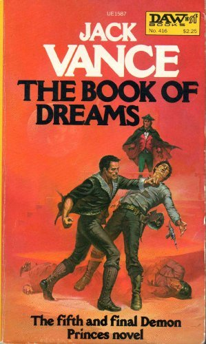 Primary image for The Book of Dreams (The Demon Princes, Book 5) Jack Vance