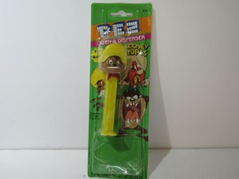 1995 PEZ Candy and Dispenser Looney Tunes Edition: Speedy Gonzales - NEW - $12.30