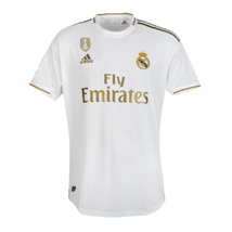19-20 Real Madrid Home White Soccer Jerseys Shirt(Player Version) - $55.99